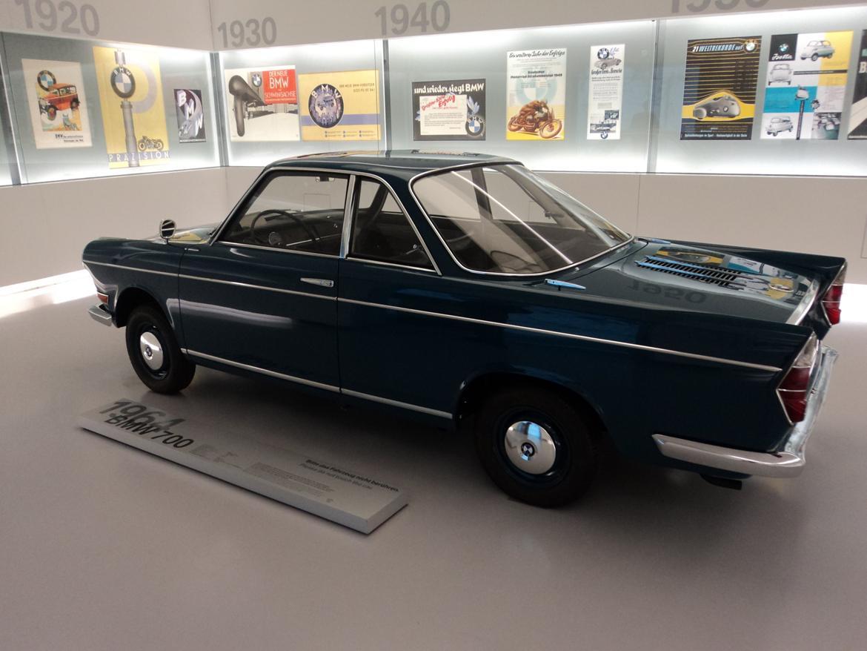 BMW Welt museum i München 2015 billede 131