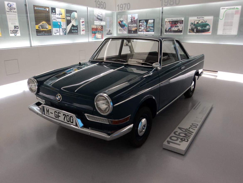 BMW Welt museum i München 2015 billede 132