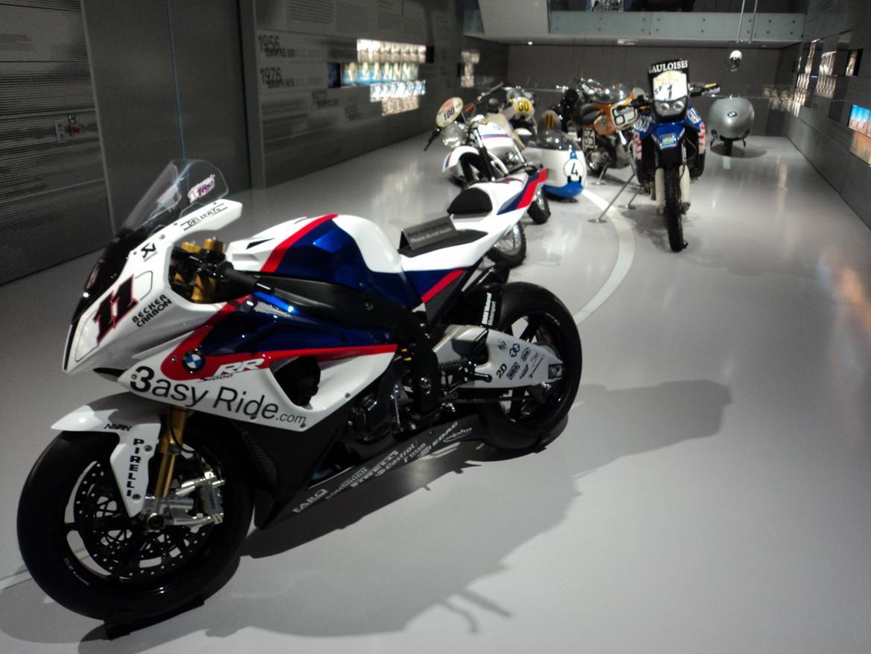 BMW Welt museum i München 2015 billede 137