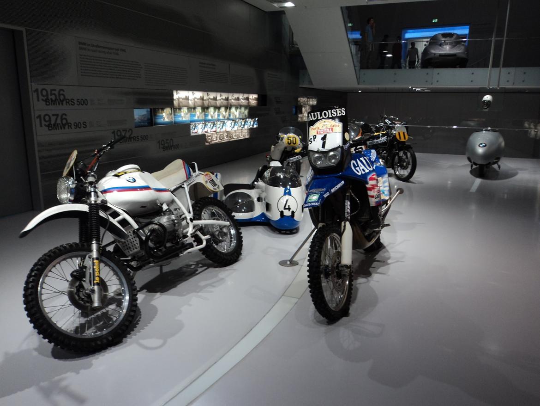 BMW Welt museum i München 2015 billede 139