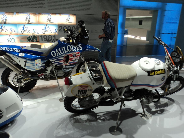 BMW Welt museum i München 2015 billede 145