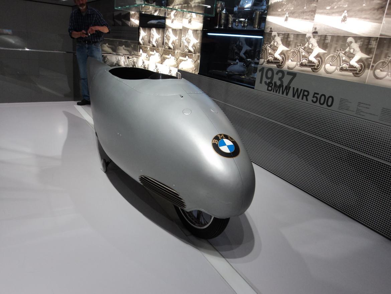 BMW Welt museum i München 2015 billede 153