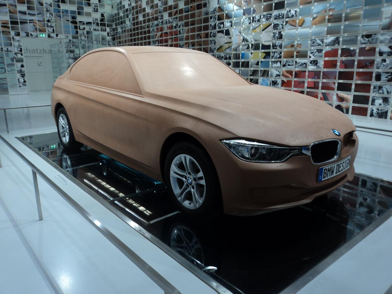 BMW Welt museum i München 2015 billede 157