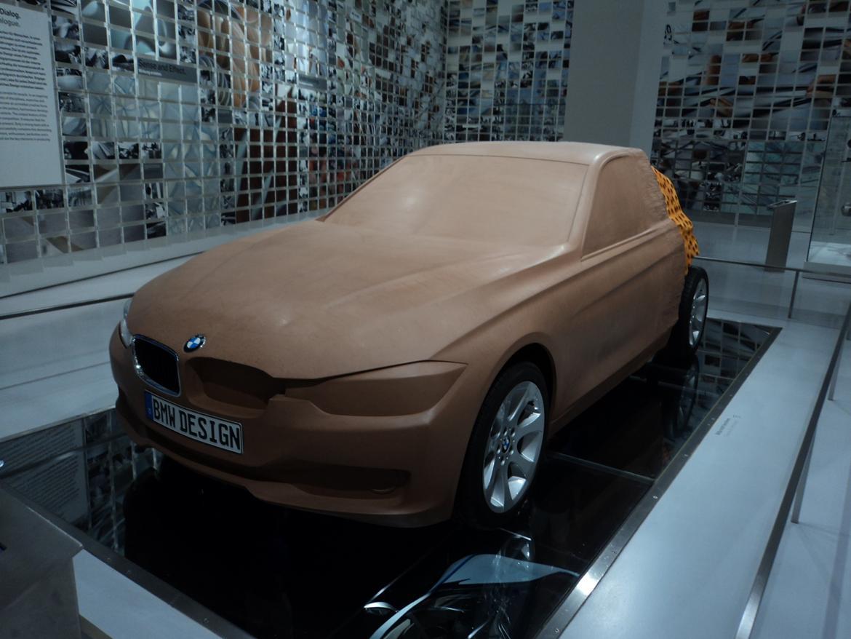 BMW Welt museum i München 2015 billede 158