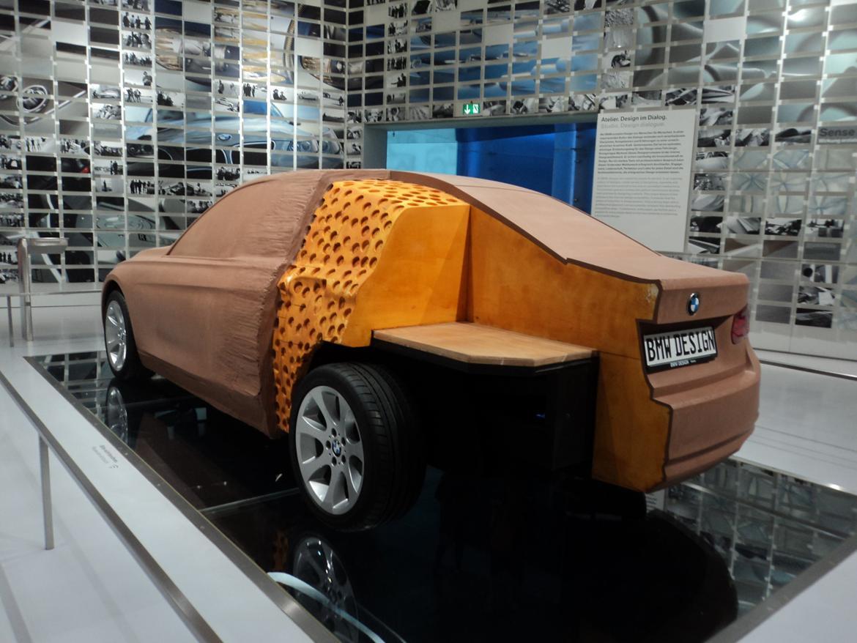 BMW Welt museum i München 2015 billede 159