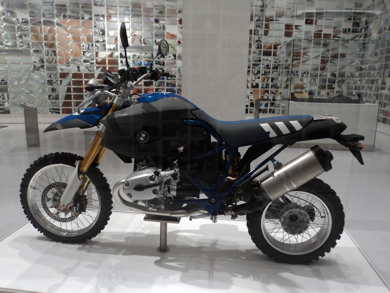 BMW Welt museum i München 2015 billede 161