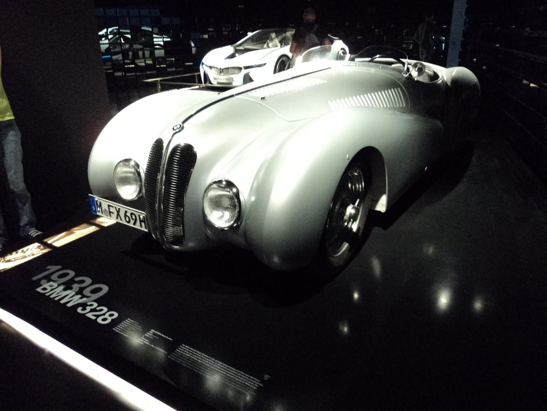 BMW Welt museum i München 2015 billede 162