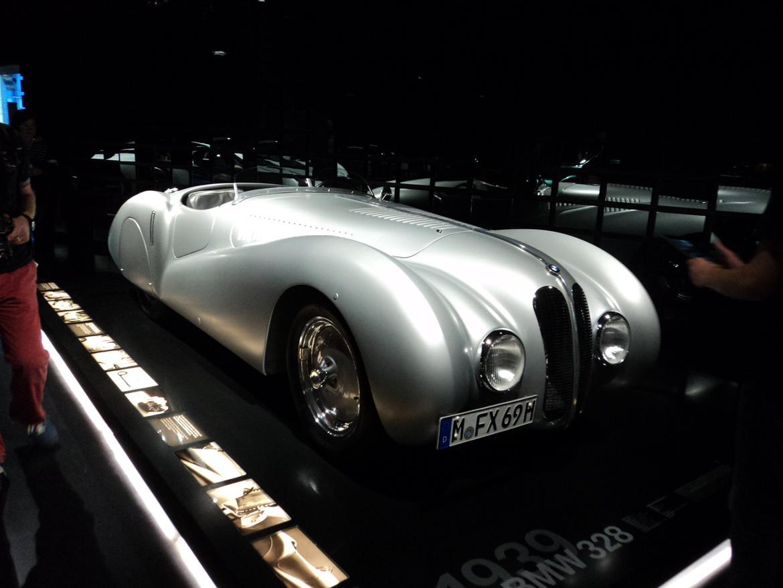 BMW Welt museum i München 2015 billede 166