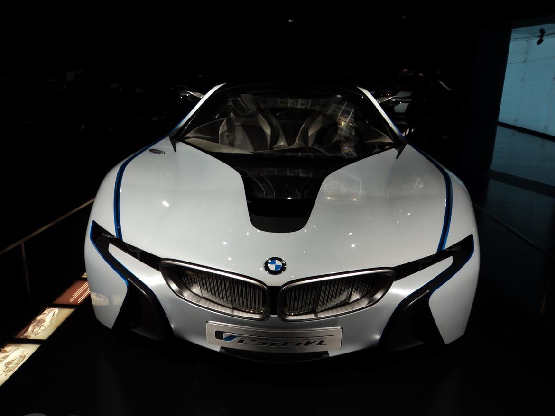 BMW Welt museum i München 2015 billede 169