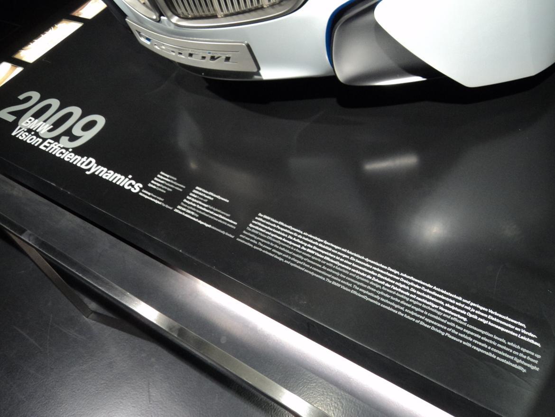 BMW Welt museum i München 2015 billede 171