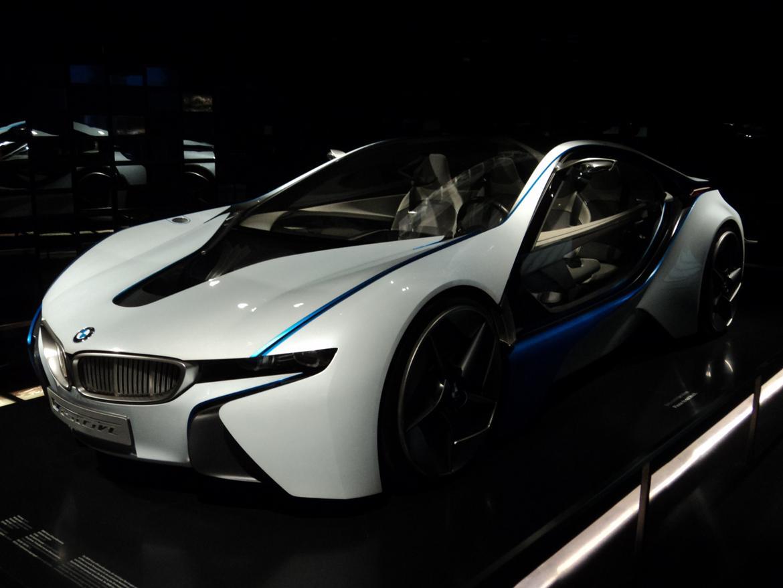 BMW Welt museum i München 2015 billede 176