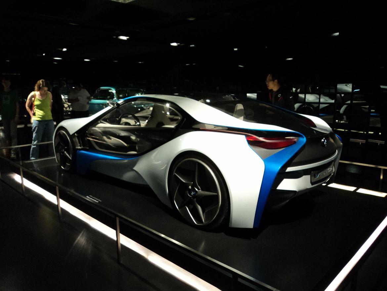 BMW Welt museum i München 2015 billede 178