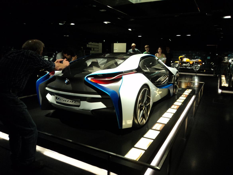 BMW Welt museum i München 2015 billede 180