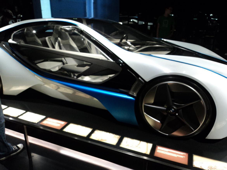 BMW Welt museum i München 2015 billede 184