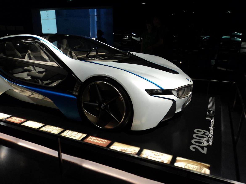 BMW Welt museum i München 2015 billede 185