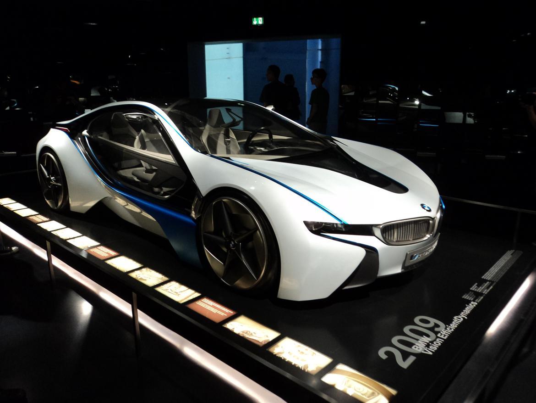 BMW Welt museum i München 2015 billede 186