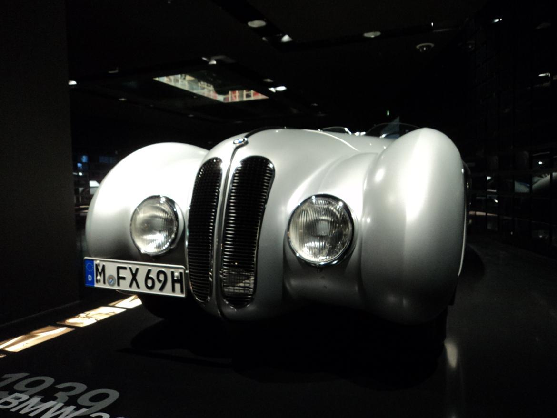 BMW Welt museum i München 2015 billede 191