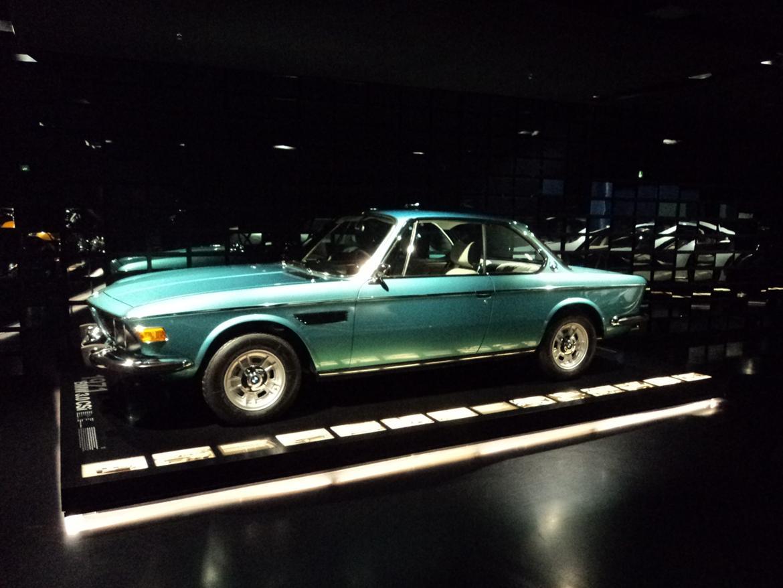BMW Welt museum i München 2015 billede 193