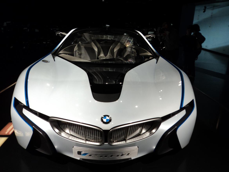 BMW Welt museum i München 2015 billede 200