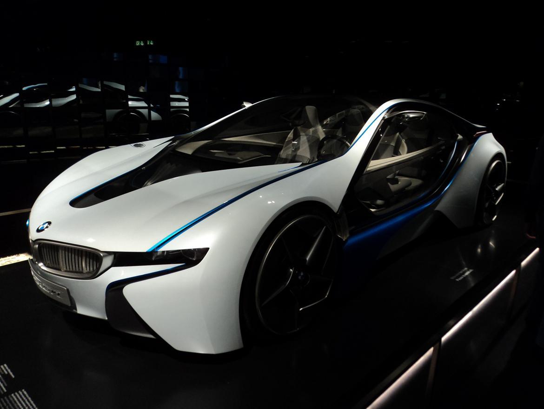 BMW Welt museum i München 2015 billede 201