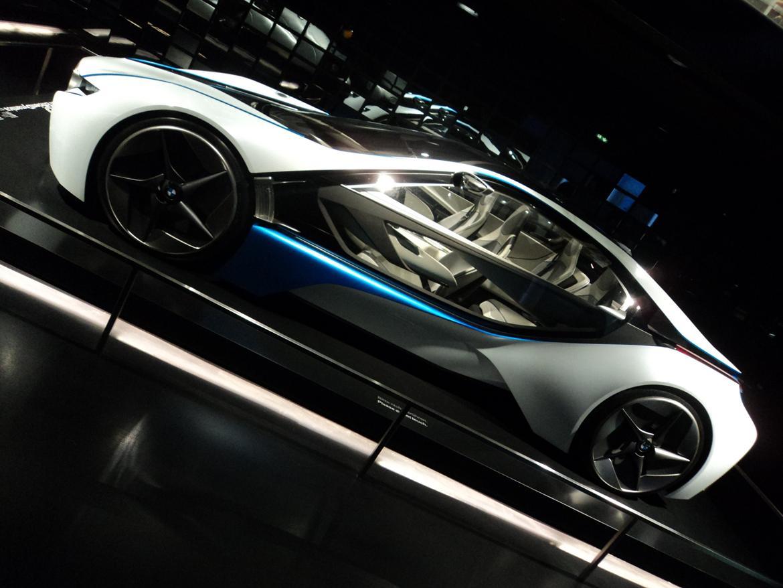 BMW Welt museum i München 2015 billede 202