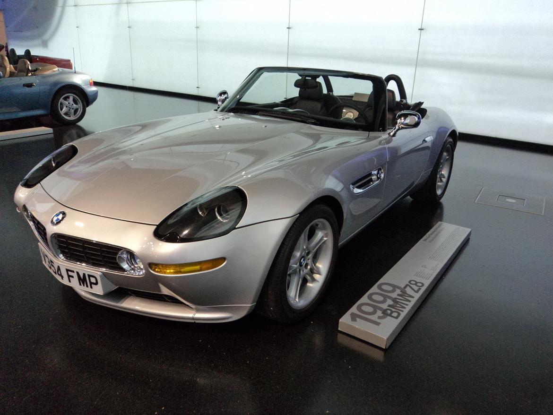 BMW Welt museum i München 2015 billede 204
