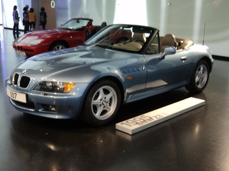 BMW Welt museum i München 2015 billede 206