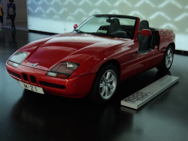 BMW Welt museum i München 2015 billede 207