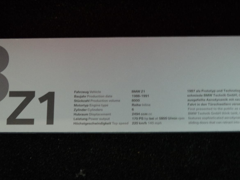 BMW Welt museum i München 2015 billede 209
