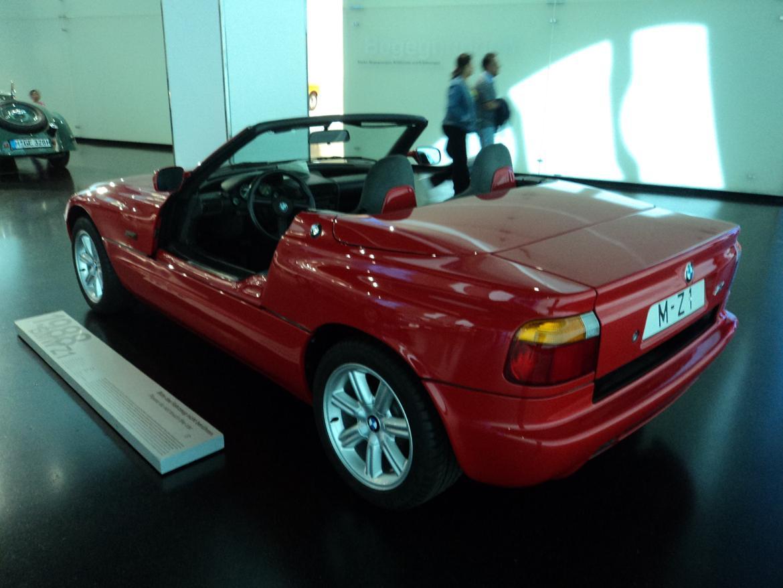 BMW Welt museum i München 2015 billede 211