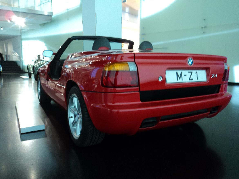 BMW Welt museum i München 2015 billede 212