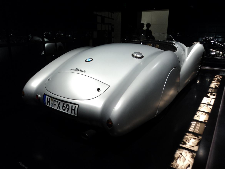 BMW Welt museum i München 2015 billede 222
