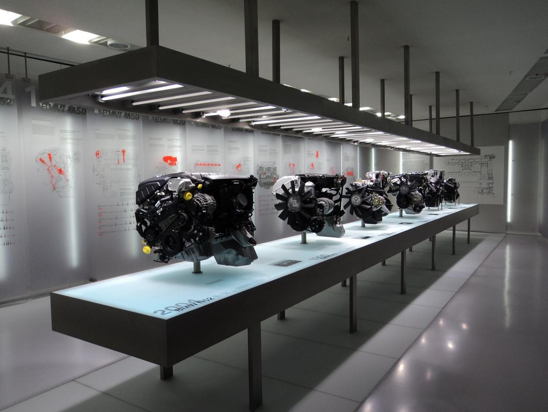 BMW Welt museum i München 2015 billede 224