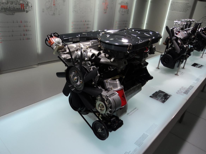 BMW Welt museum i München 2015 billede 231