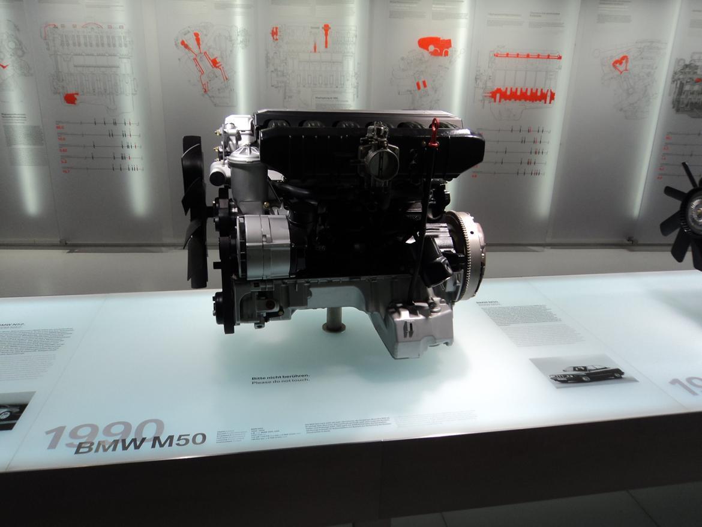 BMW Welt museum i München 2015 billede 235