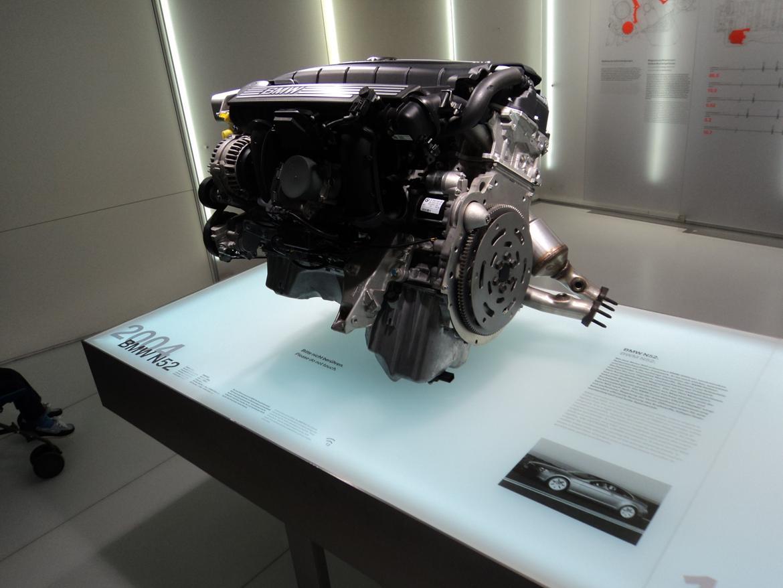 BMW Welt museum i München 2015 billede 238
