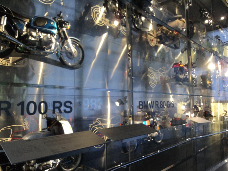 BMW Welt museum i München 2015 billede 242