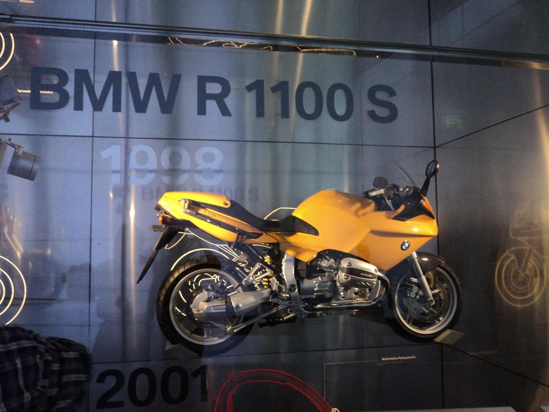 BMW Welt museum i München 2015 billede 250