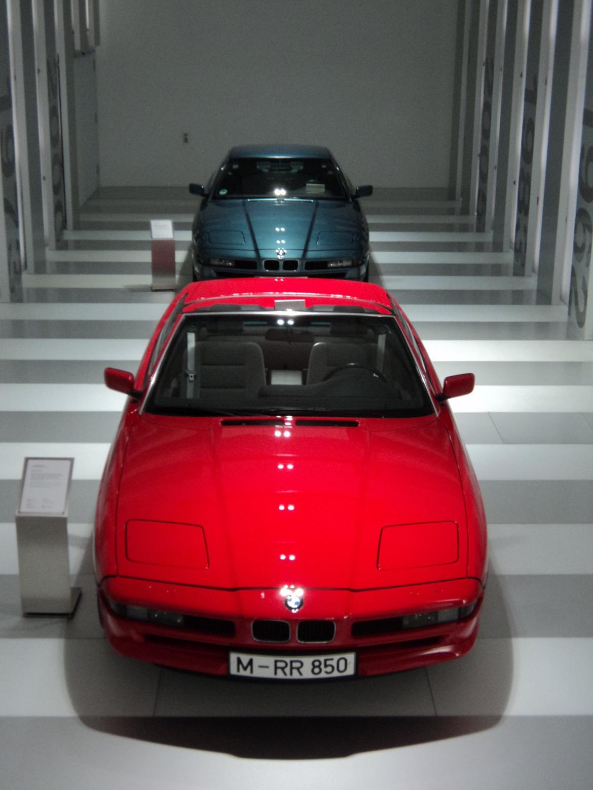BMW Welt museum i München 2015 billede 253