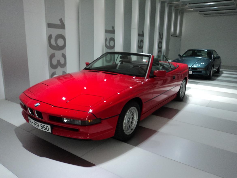 BMW Welt museum i München 2015 billede 254