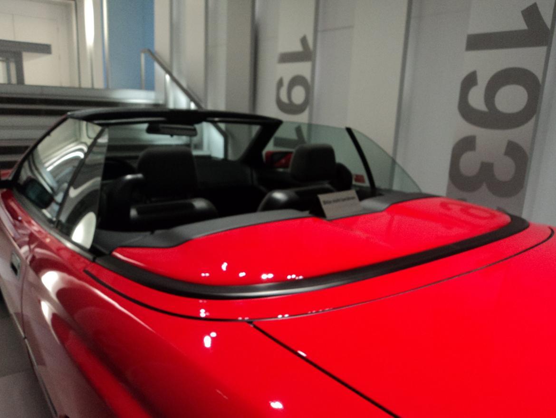 BMW Welt museum i München 2015 billede 261
