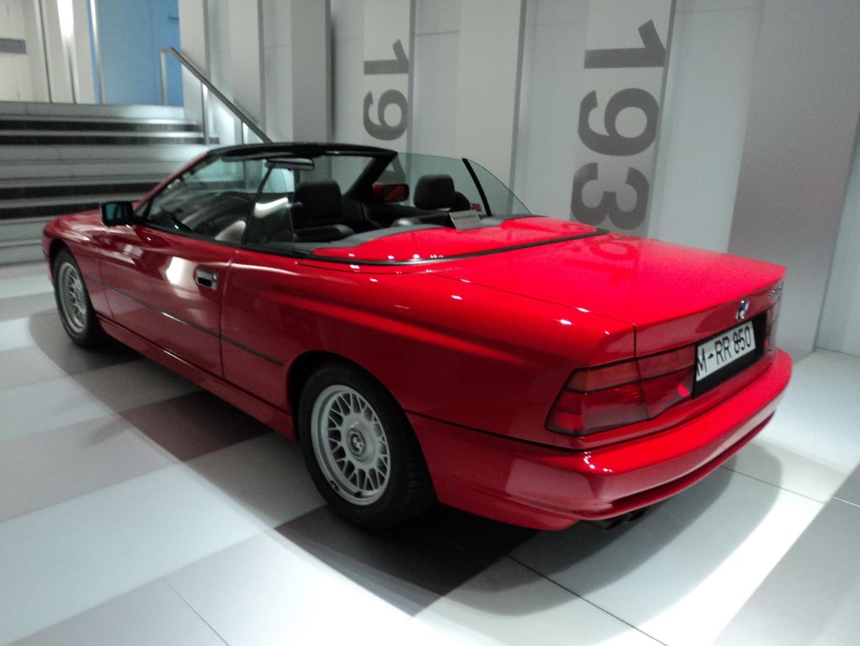 BMW Welt museum i München 2015 billede 259
