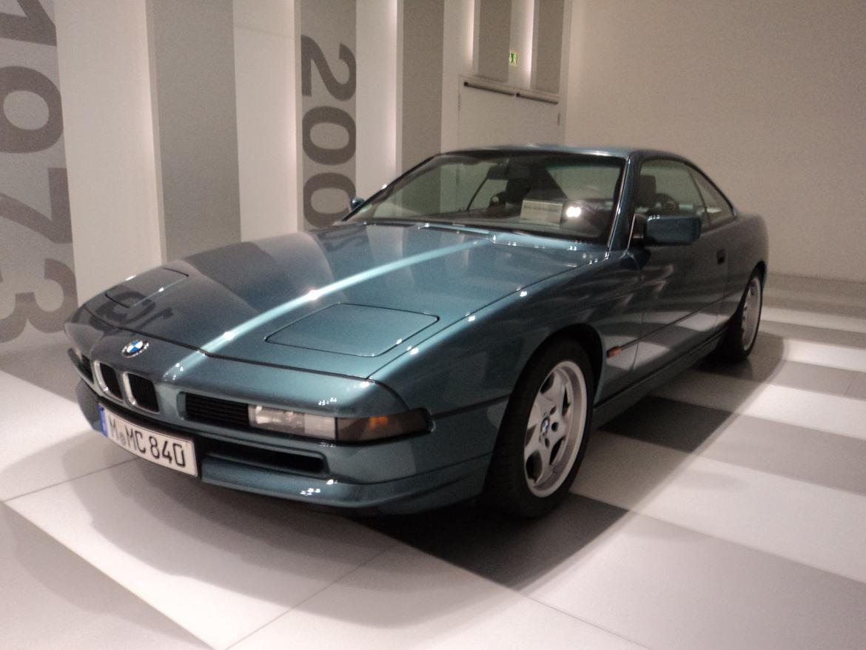 BMW Welt museum i München 2015 billede 264