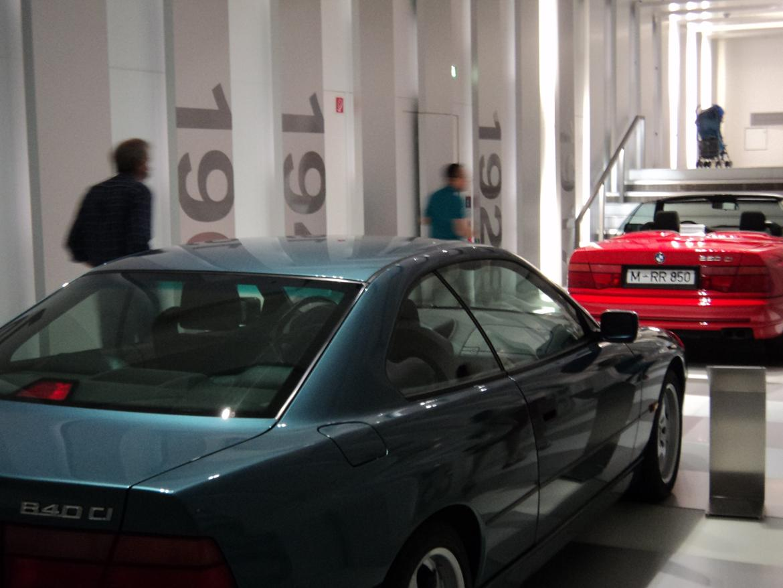 BMW Welt museum i München 2015 billede 265
