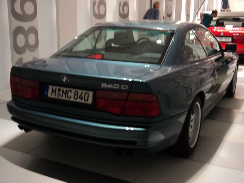 BMW Welt museum i München 2015 billede 266
