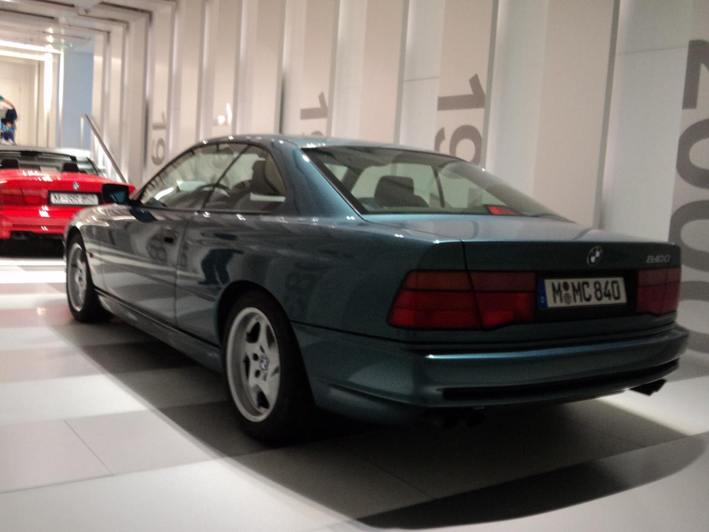 BMW Welt museum i München 2015 billede 269