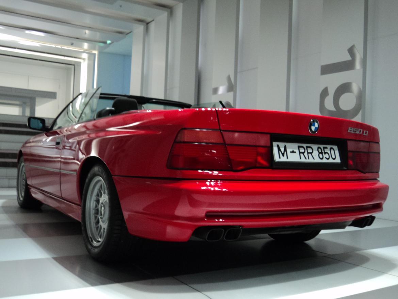 BMW Welt museum i München 2015 billede 270