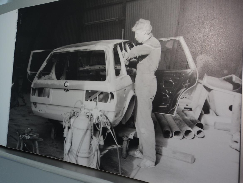 BMW Welt museum i München 2015 billede 273
