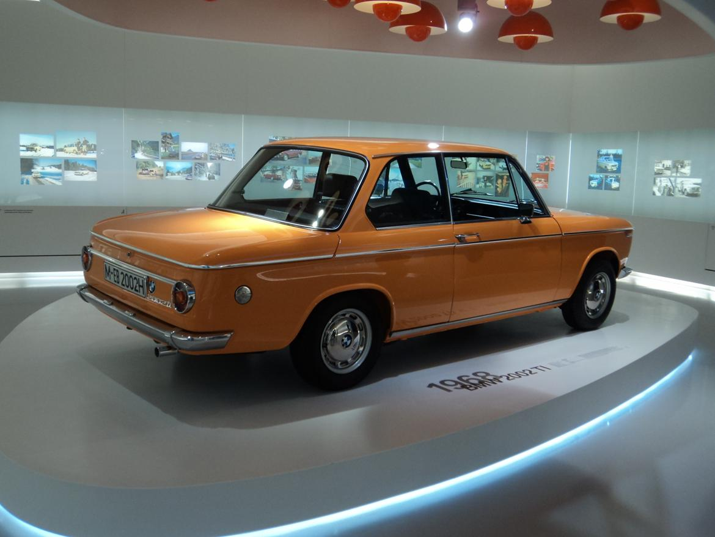 BMW Welt museum i München 2015 billede 283