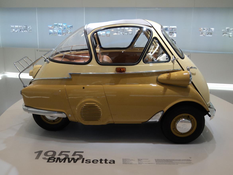 BMW Welt museum i München 2015 billede 285